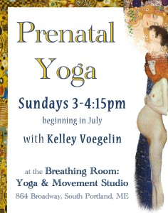 prenatal breathing room