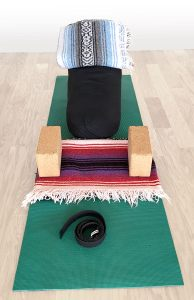 yoga props for privates session